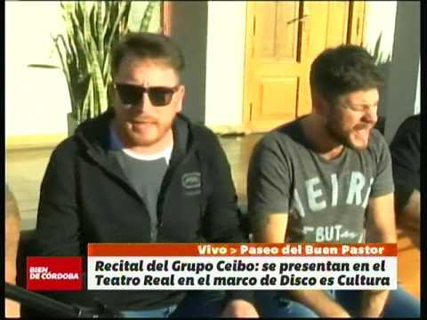 Grupo Ceibo en vivo del Paseo del Buen Pastor