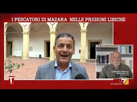La storia dei pescatori di Mazara nelle prigioni libiche