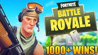 TOP FORTNITE PLAYER! - 1000+ Wins - Fortnite Battle Royale Gameplay - (PS4 PRO)