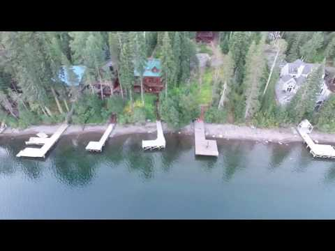 Donner Lake At Truckee California