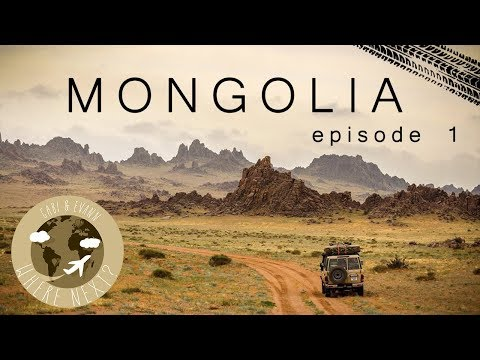 Mongolia Roadtrip Series | episode 1