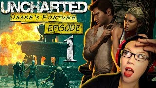 Let's Play Uncharted: Drake's Fortune | Episode 1