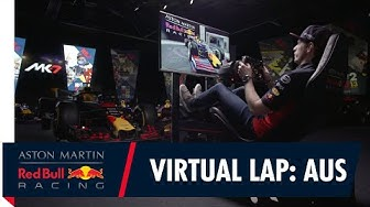 @Citrix Virtual Lap: Max Verstappen at the Australian Grand Prix