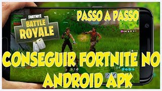 STEP BY STEP TO GET FORTNITE ON ANDROID APK