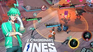 Extraordinary Ones: Anime-style 5V5 MOBA GAME - JUPITER GAMEPLAY (IOS ANDROID)