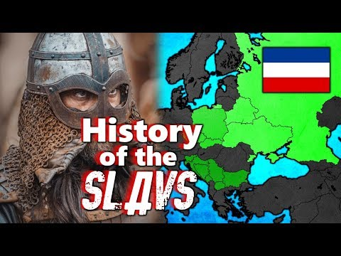 How did the Slavs go from Slaves to Conquerors? History of the Slavic Peoples of Eastern Europe