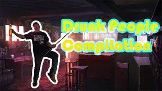 Drunk People Fails   Compilation  