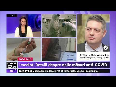 Vaccinul Anti-COVID Ar Putea Ajunge în România în Ianuarie. Cine Vor Fi Primii Beneficiari?