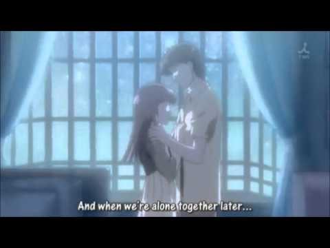 Itazura na Kiss Naoki and Kotoko kiss scene