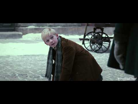 "The Book Thief | ""Why would I want to kiss you?"" 