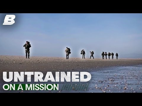 HEFTIGE EXPLOSIE OP BASIS KORPS MARINIERS | UNTRAINED: ON A MISSION - Concentrate BOLD