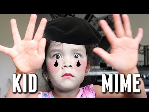 THE 5 YEAR OLD MIME - itsjudyslife thumbnail