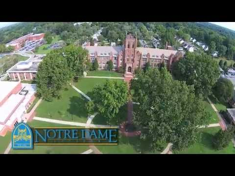 Notre Dame College Aerial Tour