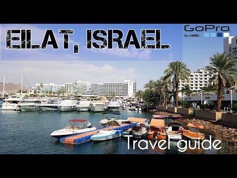 Eilat, Israel travel guide 2018- GOPRO 7
