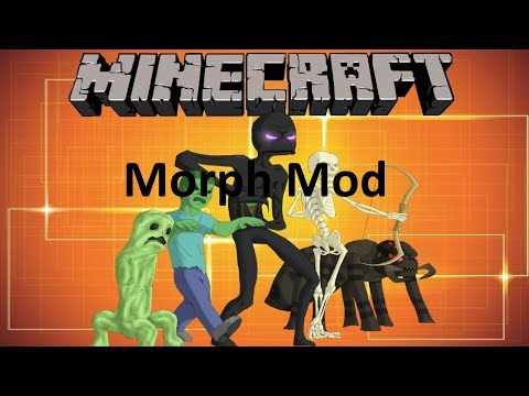 the-morph-mod---minecraft-1.12.2-(mod-showcase)