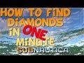 Subnautica | How to find Diamond