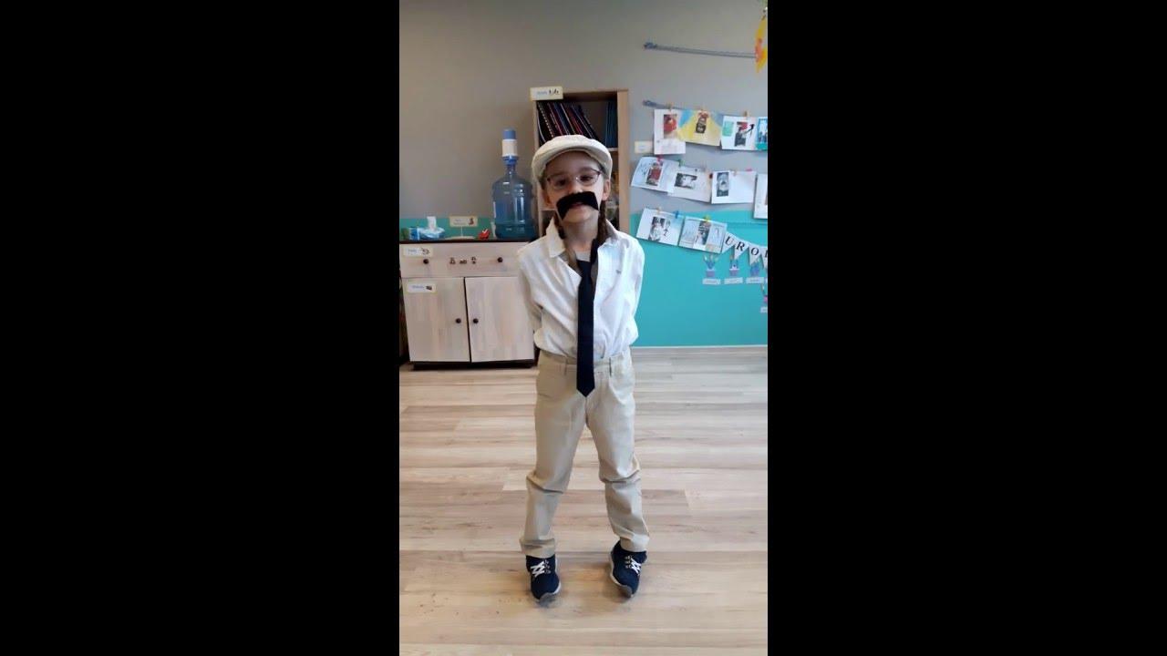 Hania Wiersz Juliana Tuwima Pt Okulary Youtube