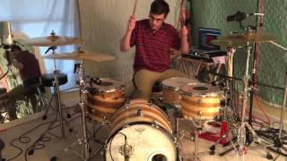 """Bow Chicka Wow Wow"" (feat. Lil Wayne) - Mike Posner (Drum Cover)"