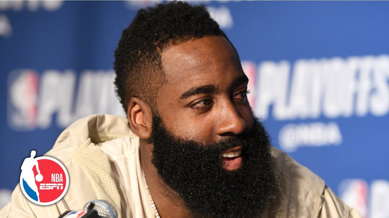 321bd1b646ca James Harden says he could barely see after his eyes were injured in Game 2