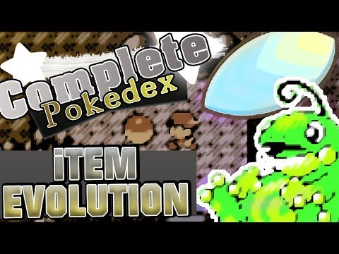 DRAGON SCALE AND ITEM EVULOTIONS - Pokemon Silver VC Completing The Pokedex