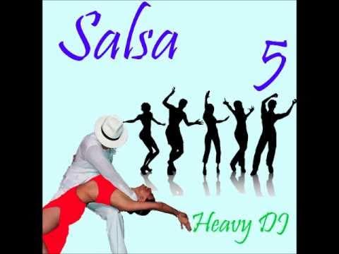SALSA MIX 5-HEAVY DJ-Cali Aji-Con La Punta Al Pie-Cali Pachanguero