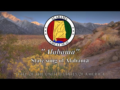 USA State Song: Alabama - 'Alabama'