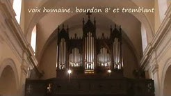 orgue L'Isle-en-Dodon (F) - Elévation en la bémol majeur  de L. LEPAGE (1852 - 1906)