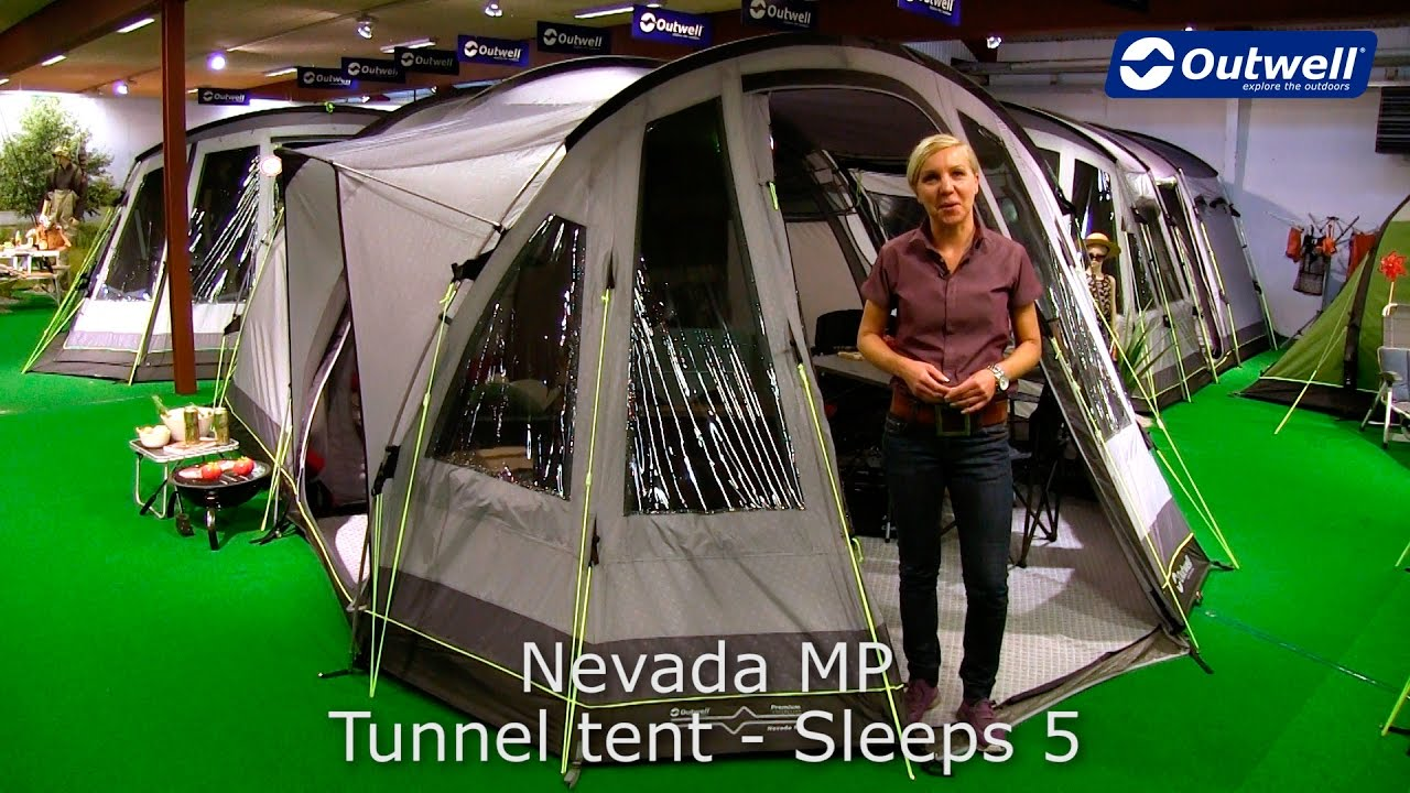 Outwell Nevada MP Tent | Innovative Family C&ing  sc 1 st  YouTube & Outwell Nevada MP Tent | Innovative Family Camping - YouTube