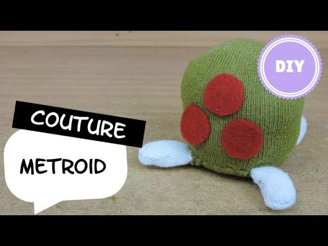 DIY : Peluche Tutoriel N°5 : Metroid