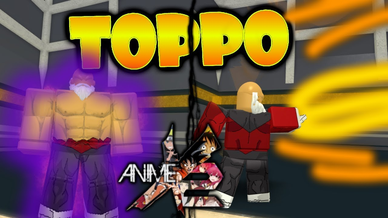 Roblox Anime Cross 2 Custom Character Robux Free For Pc God Of Destruction Toppo Roblox Anime Cross 2 Youtube