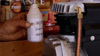 Обзор компрессора как продлить срок работы  краски  марилка лак