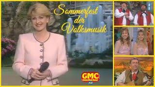 SOMMERFEST DER VOLKSMUSIK 1996 - präsentiert von Carmen Nebel