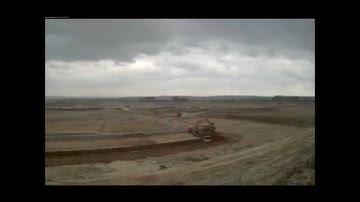 Flughafenausbau Kassel-Calden 2011 - Webcam 1