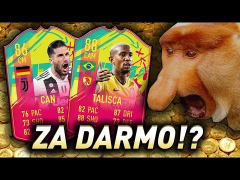 Jak za darmo to biere! FIFA 19 - The best of Carniball thumbnail