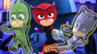 Heroes en Pijamas Capitulos Completos Atrapado! | Dibujos Animados