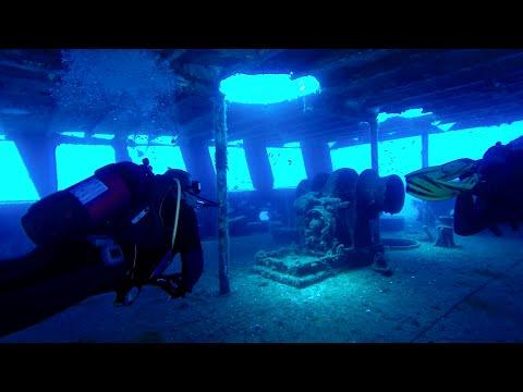 HD| Diving Malta, Gozo and Comino 2015 Wrecks Caves