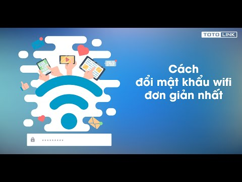 cách hack mật khẩu wifi bằng điện thoại - Hướng dẫn đỗi mật khẩu wifi bằng điện thoại 2021