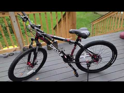 Sirdar S 700 Mountain Bike for Adult and Youth Review, I have love for this bike
