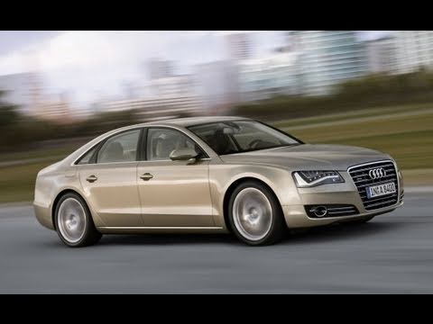 2011 audi a8 first drive review youtube. Black Bedroom Furniture Sets. Home Design Ideas