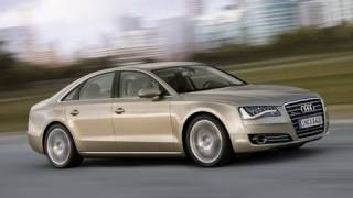 2011 Audi A8 first drive review
