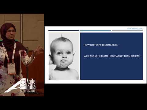 Becoming Agile vs Doing Agile (Research Talk) by Rashina Hoda #AgileIndia2019