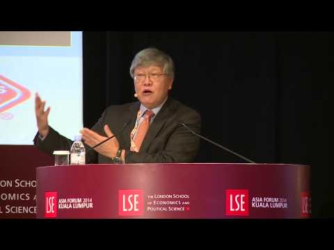 LSE Asia Forum 2014 - Plenary Session 4: Finance - international monetary regimes