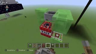 MINECRAFT PS4 TnT Duper & Flying Machine Intro