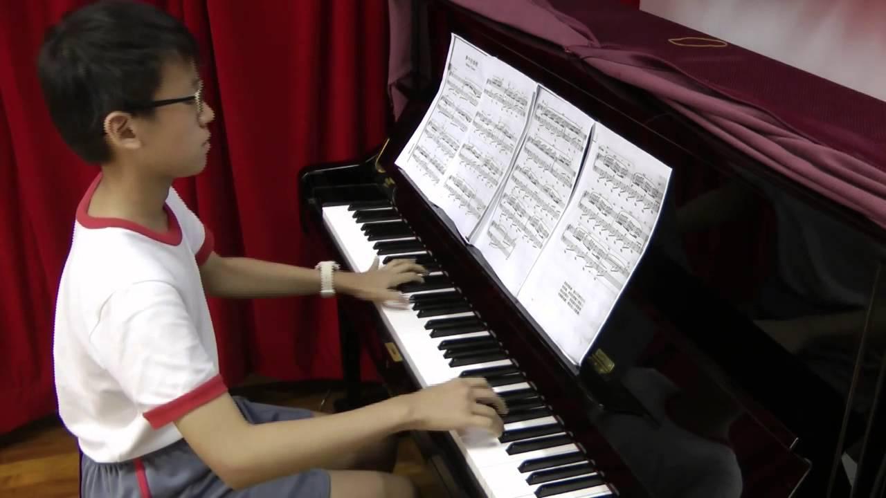 Download 聖公會基榮小學 _音樂_鋼琴