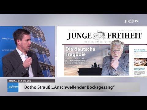 Ein Blick in die neue JF (06/2018): Die deutsche Tragödie