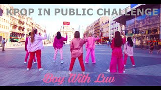 [KPOP IN PUBLIC] BTS (방탄소년단) 작은 것들을 위한 시 (Boy With Luv) feat. Halsey - Dance cover by Move Nation