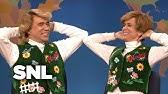 Weekend Update: Garth And Kat Sing Christmas Songs (Dress