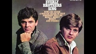 Watch Everly Brothers Mercy Mercy Mercy video