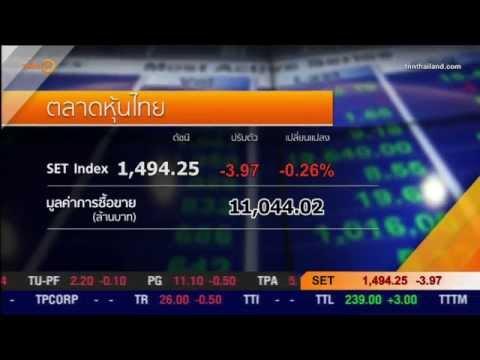 หุ้นไทยปิดเช้าลบ 3.97 จุดจับตาแกว่งตัวลบ-บวก