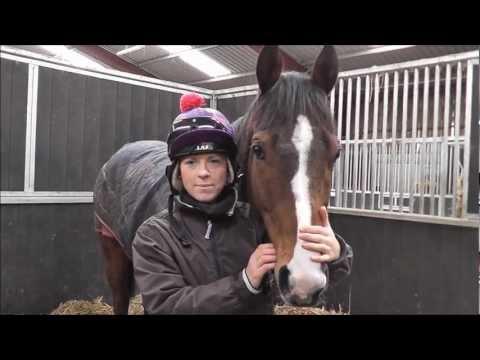 Samantha Bell - Apprentice Jockey
